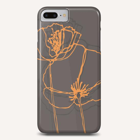 American Poppies 2 Phone Case by Vic Storia