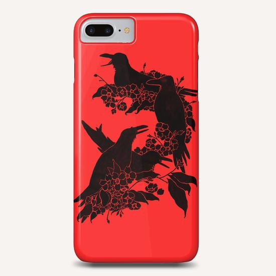 A Feast For Crows Phone Case by Tobias Fonseca