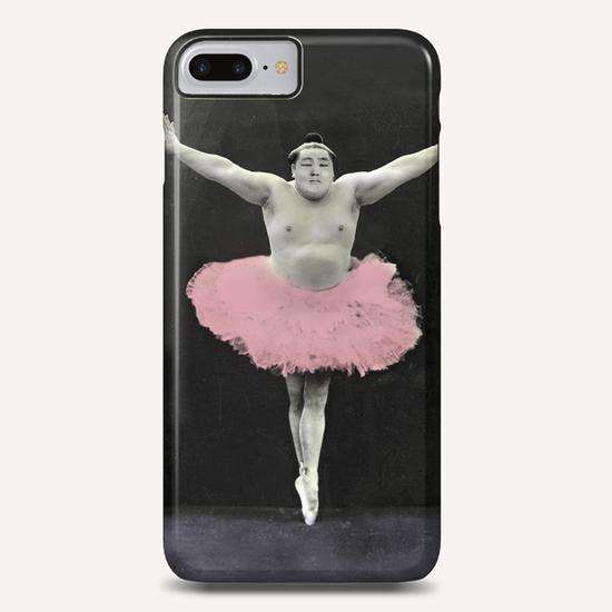 Sumo Ballet Phone Case by tzigone