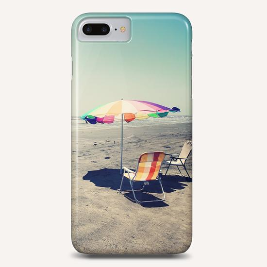 Beach Day Phone Case by Trish Mistric