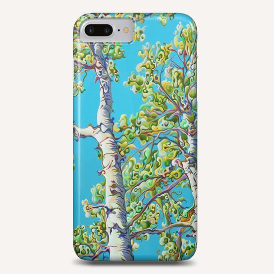 Blossoming CreativiTree Phone Case by Amy Ferrari Art
