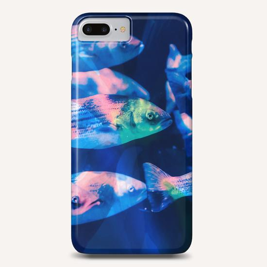 Colorful fish Phone Case by mmartabc