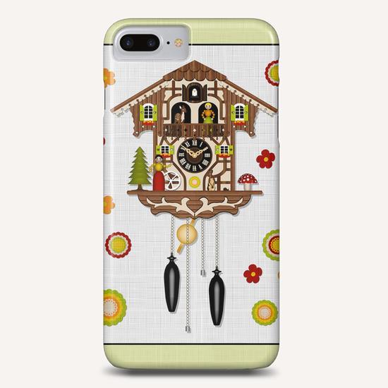 Cuckoo Phone Case by vannina