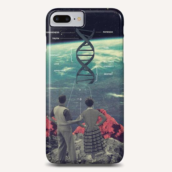 Distance & Eternity Phone Case by Frank Moth