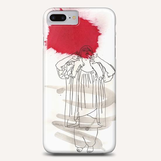 La Diva Phone Case by Pierre-Michael Faure