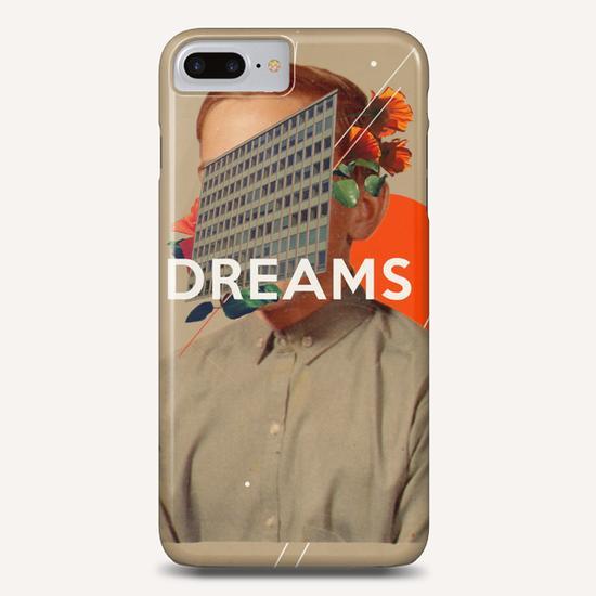 Dreams Phone Case by Frank Moth