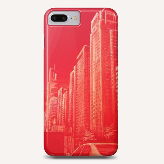 Dubai Street Phone Case by di-tommaso