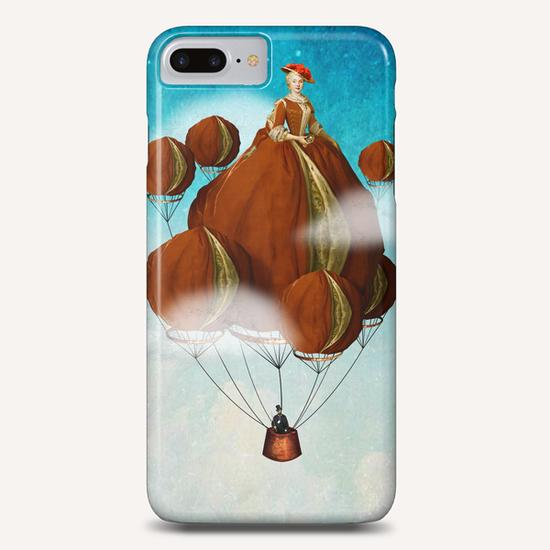 Flying Away Phone Case by DVerissimo