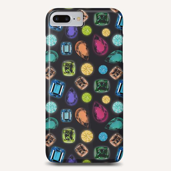 Gemstones Phone Case by vannina