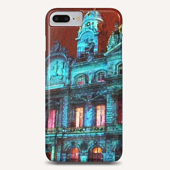 City Hall of Lyon Phone Case by Ivailo K