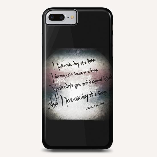 One Day at a Time Phone Case by Trish Mistric