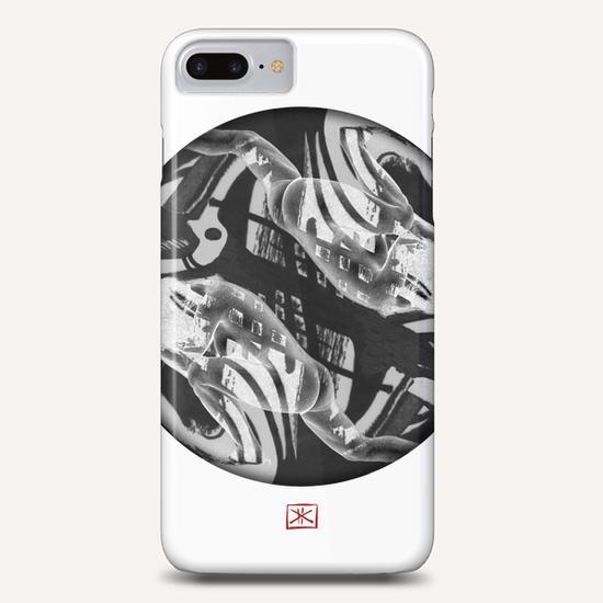 Lina 6 Phone Case by Denis Chobelet