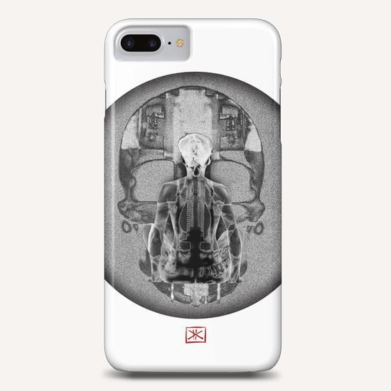 Lina 7 Phone Case by Denis Chobelet