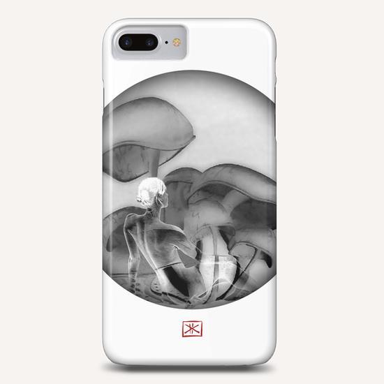 Lina 2 Phone Case by Denis Chobelet
