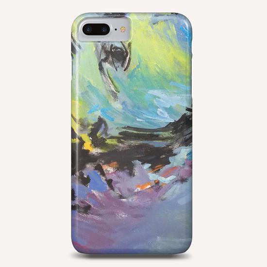 Lion Diptych - Left Phone Case by Georgio Fabrello