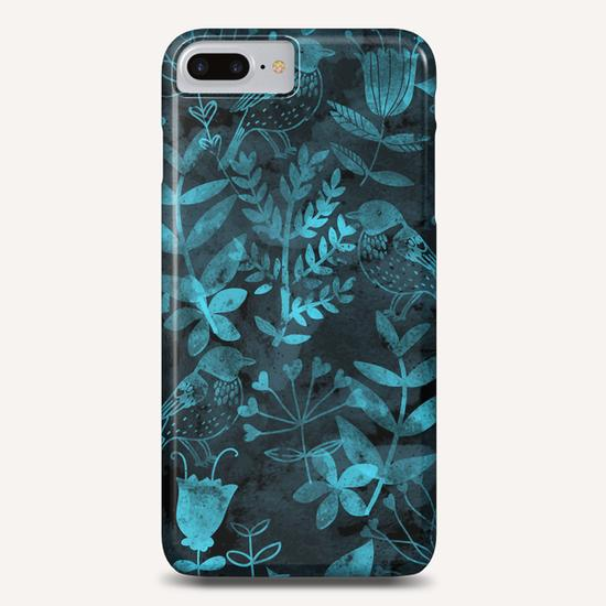Abstract Botanical Garden  Phone Case by Amir Faysal