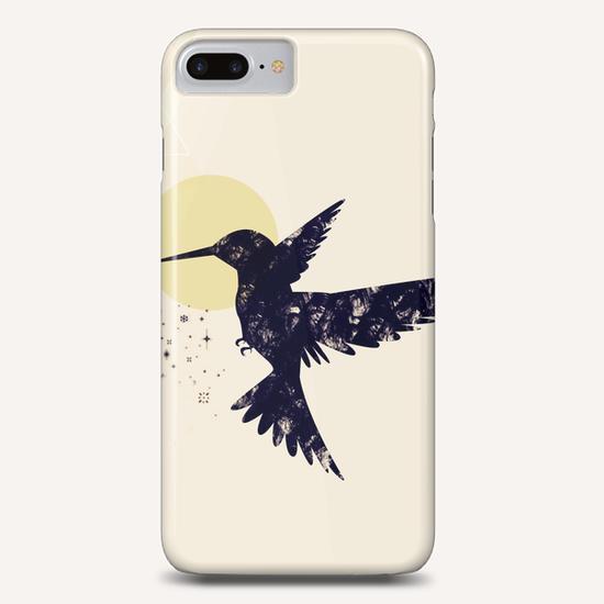 Bird X Phone Case by Amir Faysal