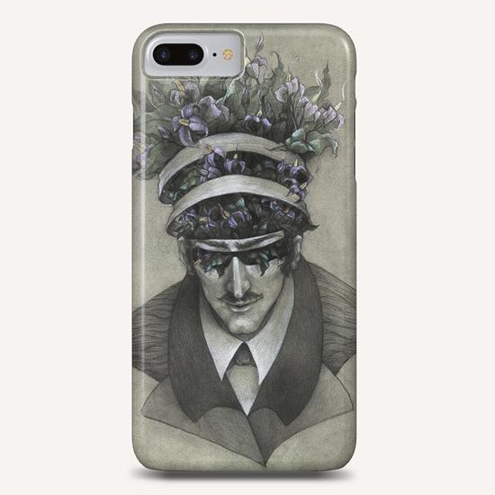 Nightshade  Phone Case by Alice Holleman