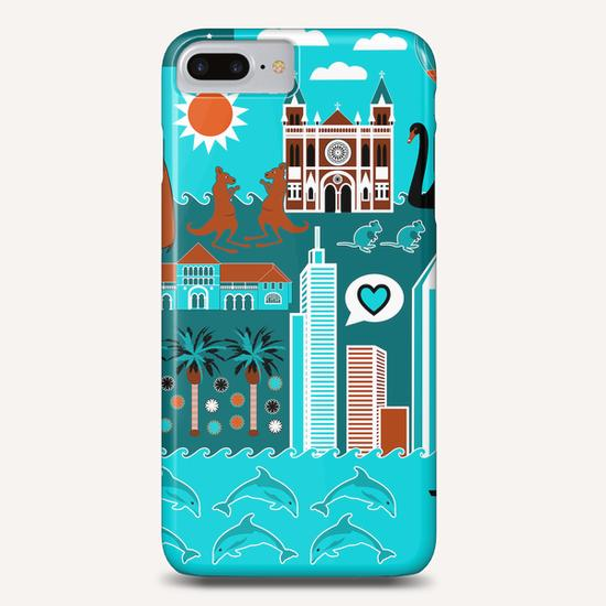 Perth Lifestyle Phone Case by vannina