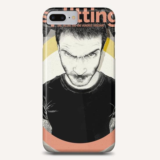 ONE, NO ONE AND HUNDRED THOUSAND Phone Case by sagi.art