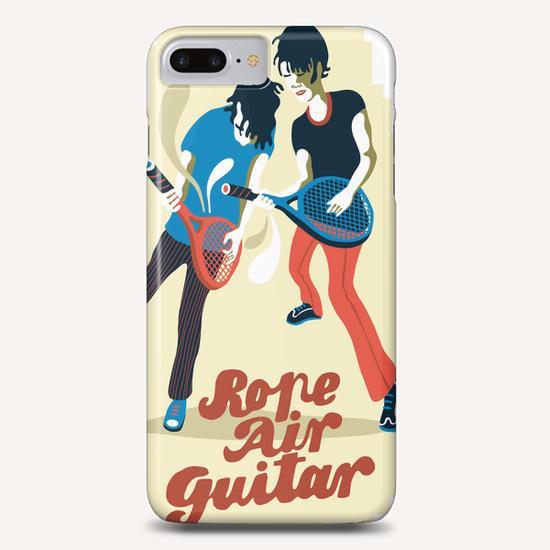 ROPE AIR GUITAR Phone Case by Francis le Gaucher