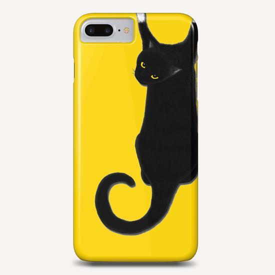 Hang Cat Phone Case by Tummeow