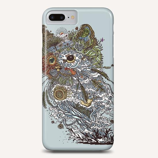 Color to nature Phone Case by Tummeow