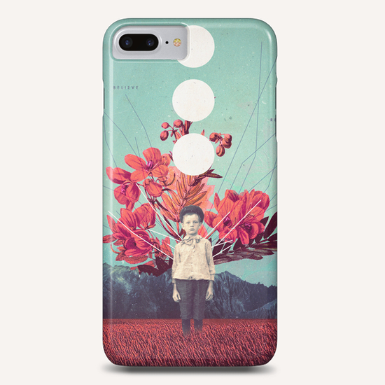 Standing at the Threshold of Tome Phone Case by Frank Moth