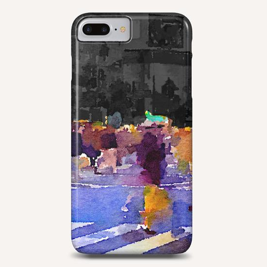 One evening in Tokyo Phone Case by Malixx