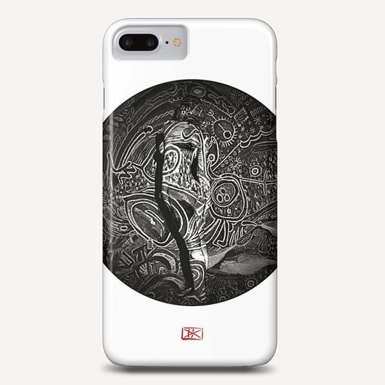 Lina # 9 Phone Case by Denis Chobelet