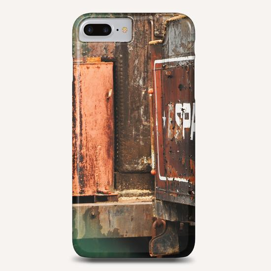 Train Cemetery Phone Case by fauremypics