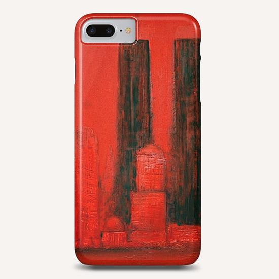 Twin Towers Phone Case by di-tommaso