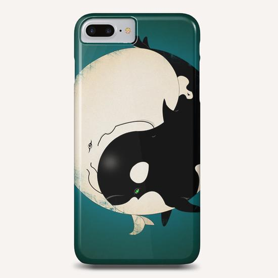 When Willy meets Moby Phone Case by dEMOnyo
