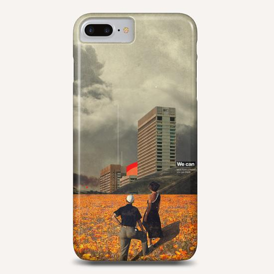 We Can Phone Case by Frank Moth