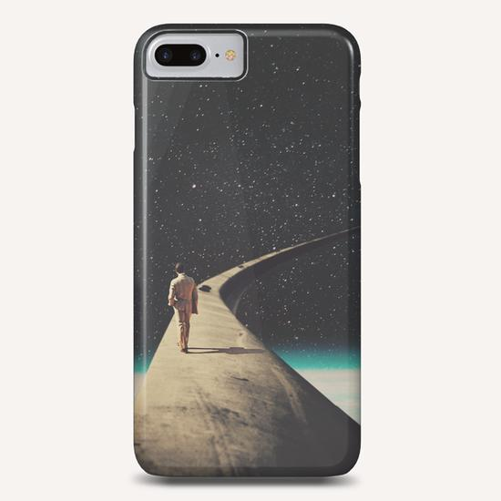 We Chose This Road My Dear Phone Case by Frank Moth