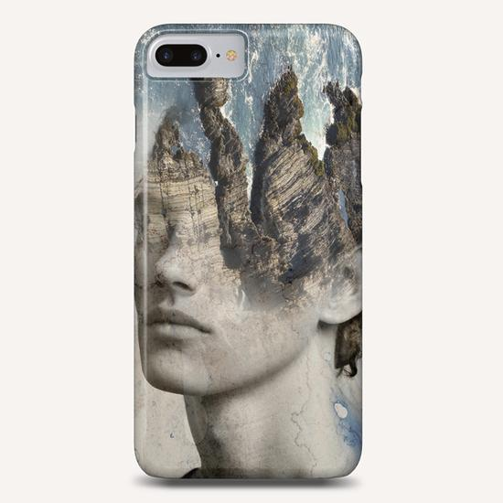 The sound of waves Phone Case by Vic Storia