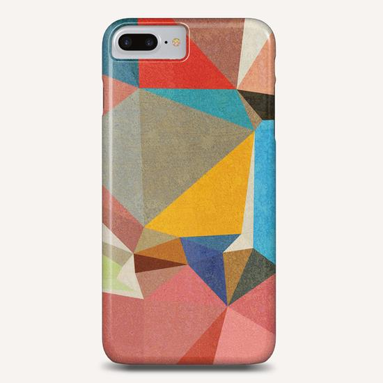 Abstract Pink Phone Case by Vic Storia