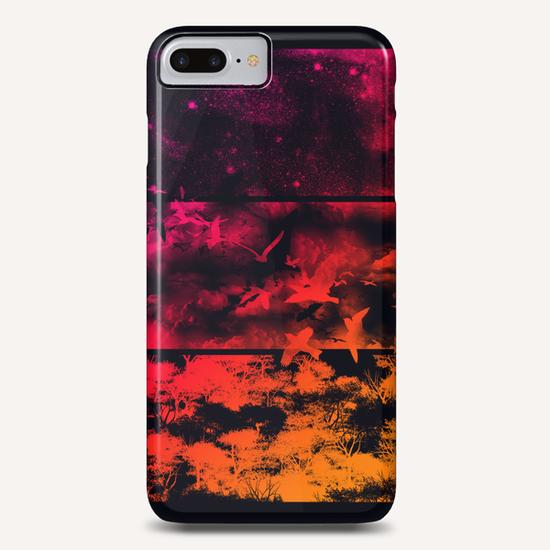 Across The Atmosphere Phone Case by Tobias Fonseca