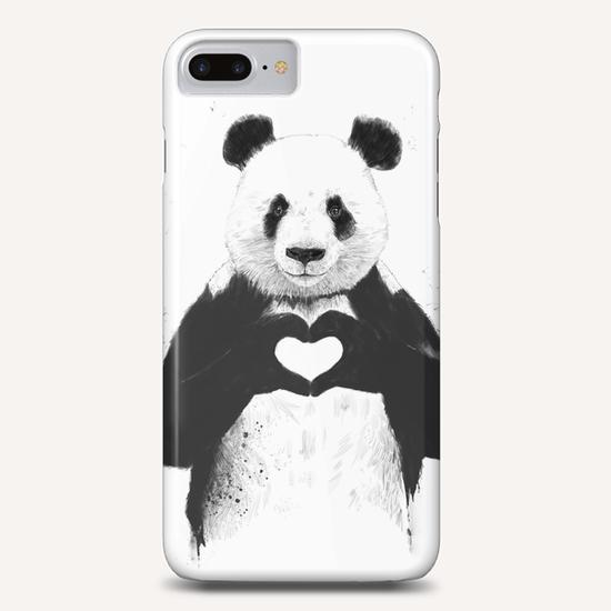 All you need is love Phone Case by Balazs Solti