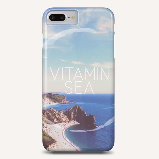 Vitamin sea Phone Case by Alexandre Ibáñez