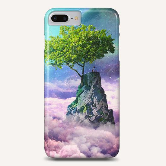 spectator of worlds Phone Case by Seamless