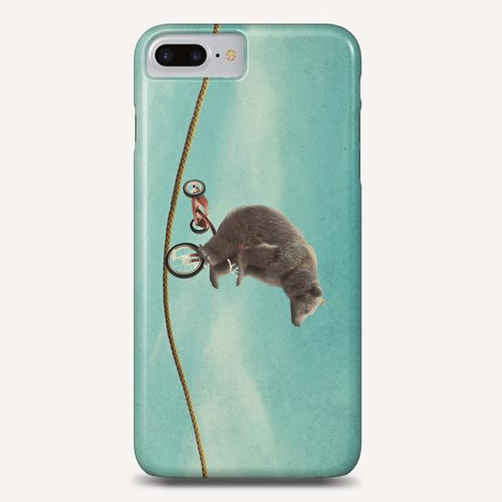 Balancing  Act Phone Case by Seamless