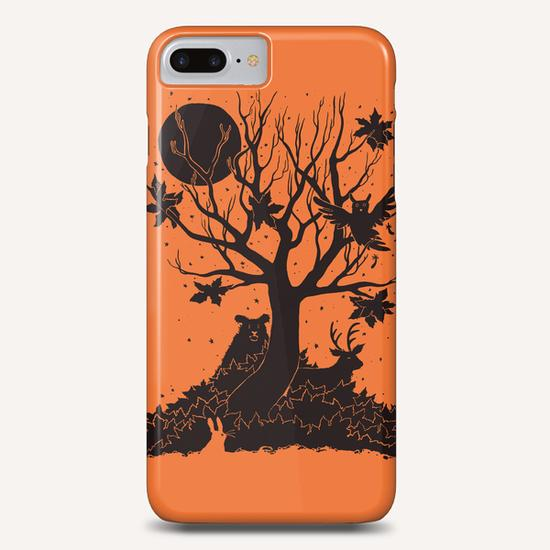 Autumn Forest Phone Case by Tobias Fonseca