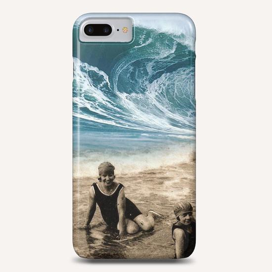 Baigneuses Phone Case by tzigone