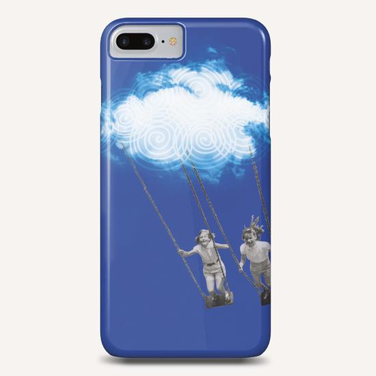 V&C in the sky Phone Case by tzigone