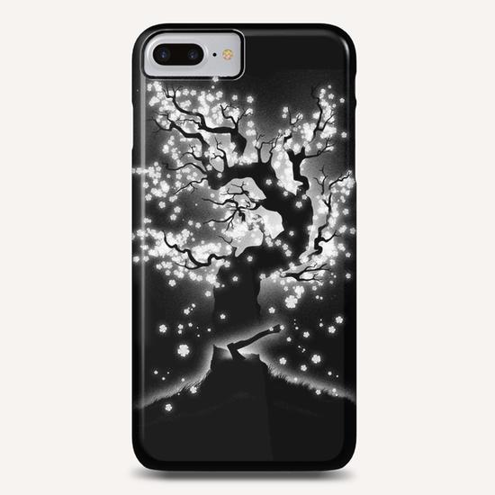 Beauty Cannot Be Interrupted Phone Case by Tobias Fonseca