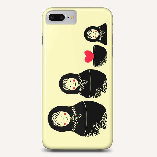 Beauty Inside Phone Case by Tobias Fonseca