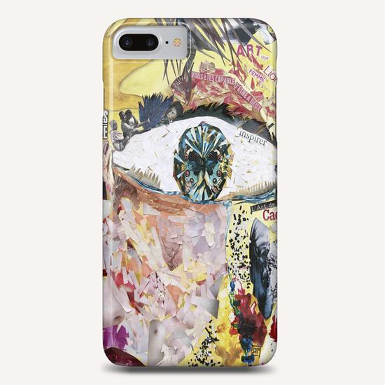 avoir peur et se cacher Phone Case by frayartgrafik