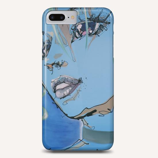 Cleocaria Phone Case by Monique van Steen
