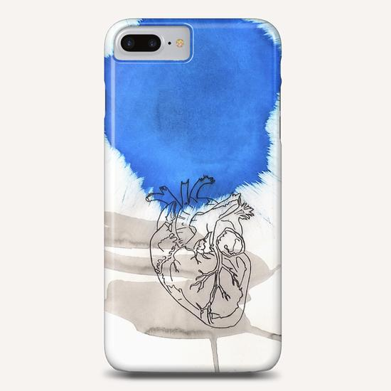 Le Cœur Phone Case by Pierre-Michael Faure
